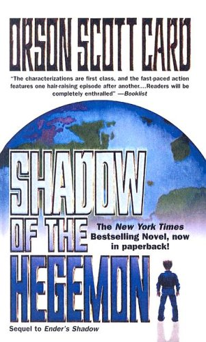 an analysis of the novel enders shadow by orison scott card